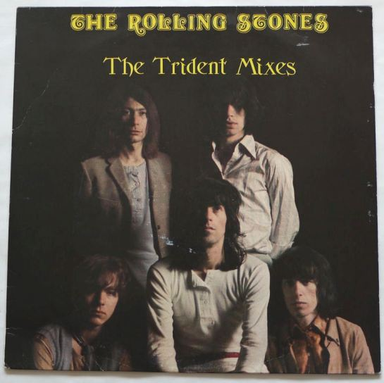 Rolling Stones The Trident Mixes