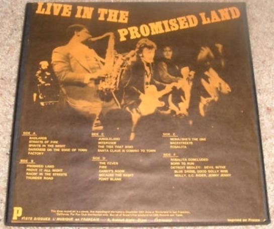 Springsteen LitPLand b