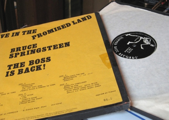 Springsteen Pr Land