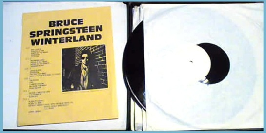 Springsteen Winterland copy box