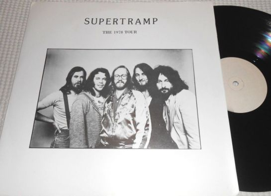 Supertramp 1978 Tour