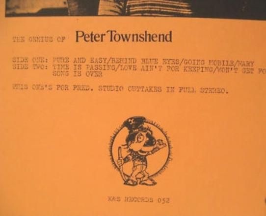 Townshend P TGo 052 detail