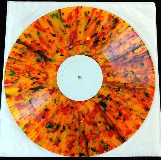 Who LA Forum 73 disc