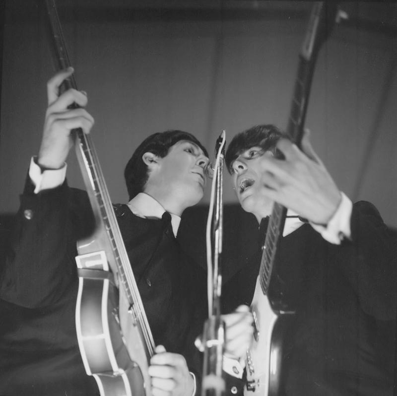 Beatles George Rickky