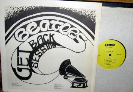 Beatles Get Back Session Lemon