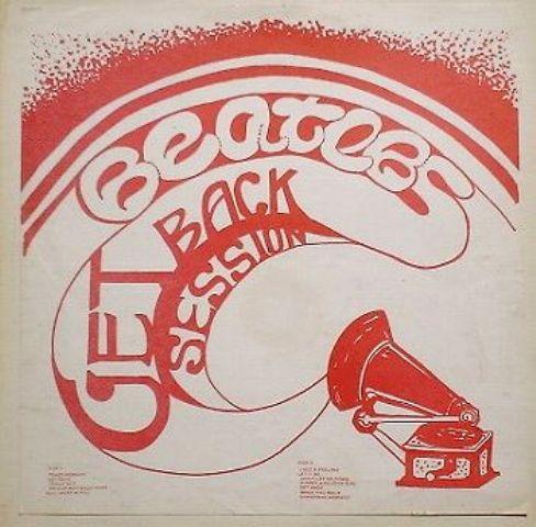 Beatles Get Back Session