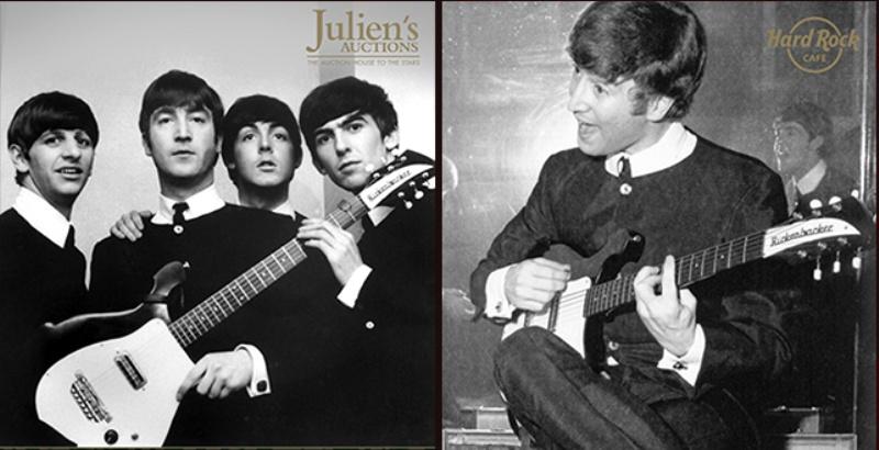 Beatles Ricky 63
