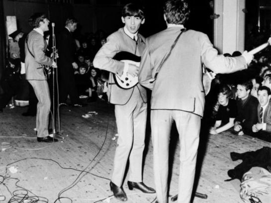 Beatles Sheffield 63