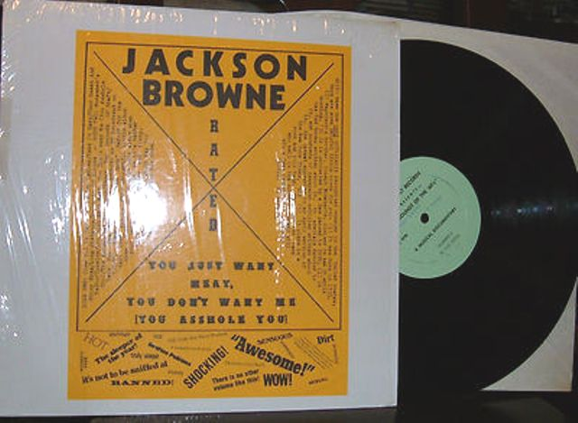 Browne J rated X black