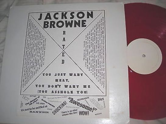Browne J rated X red