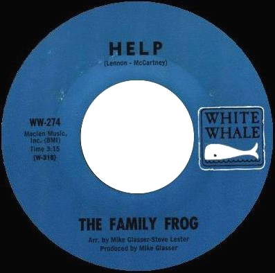 Family Frog Help