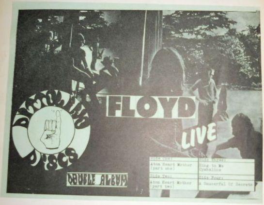 Pink Floyd Live 3