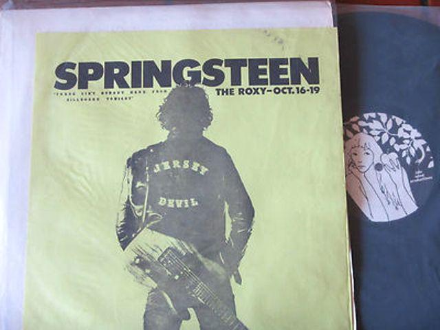 Springsteen 160 TANHFBT IMP lbl