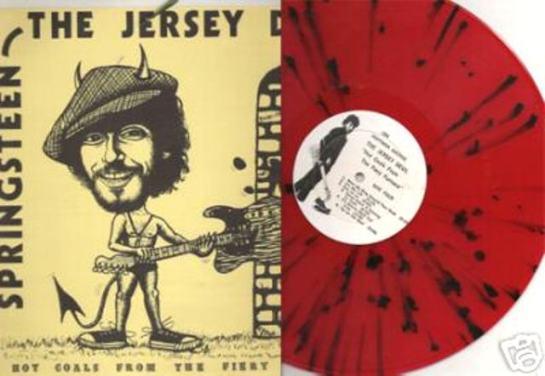 Springsteen Hot Coals red