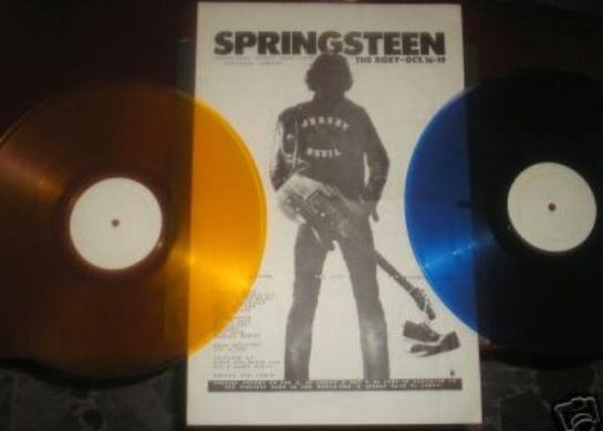 Springsteen The Roxy ora blu