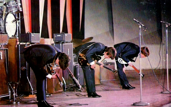 Beatles Hollywood Bowl 64 III