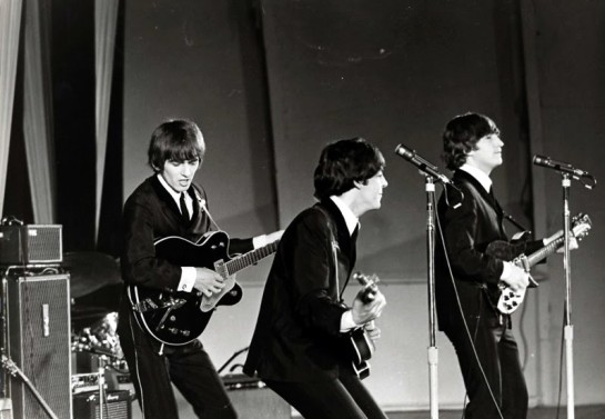 Beatles Hollywood Bowl 64 IV
