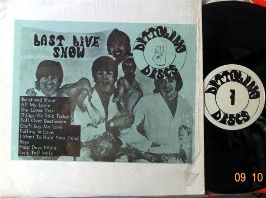 Beatles Last Live Show S-2532 II