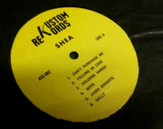Beatles Only Live Rec Kustom lbl 1