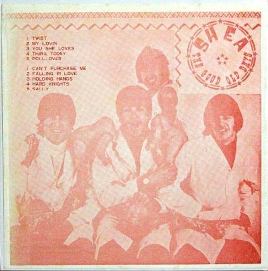 Beatles Shea TGOD track L