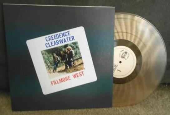 CCR Fillmore West