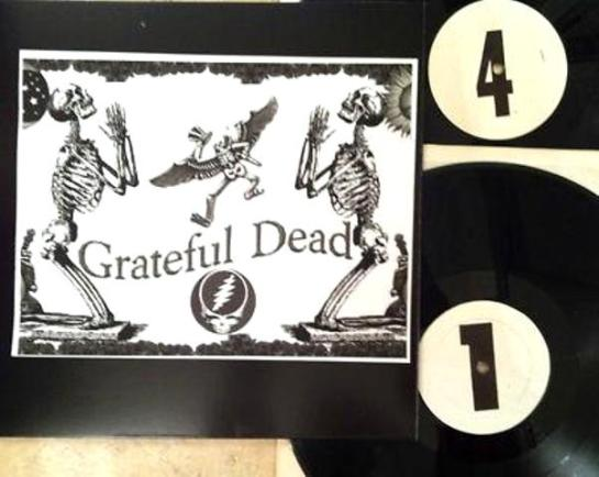 Grateful Dead F West HH 2