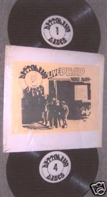 Grateful Dead Live Dead 2