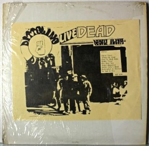 Grateful Dead Live Dead