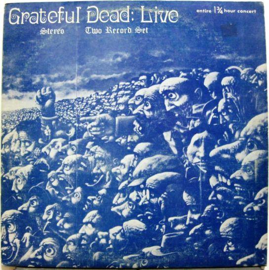 Grateful Dead live Dittolini