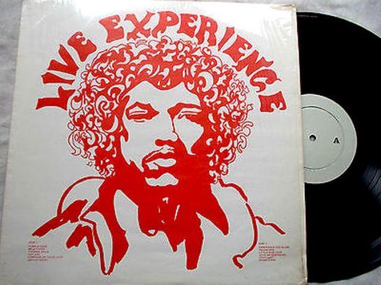Hendrix Live Exp A