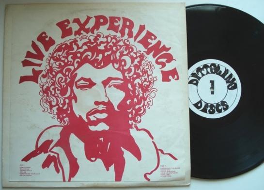 Hendrix Live Exp