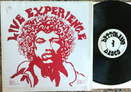 Hendrix Live Experiences insert