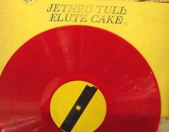 Jethro Tull Flute Cake 1