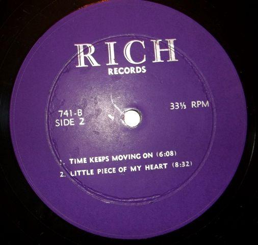 Joplin J Get it While You Can Linda R lbl R2