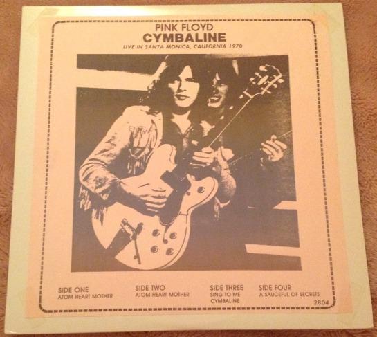 Pink Floyd Cymbaline re