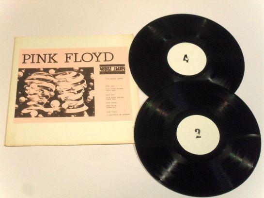 Pink Floyd Escher cover