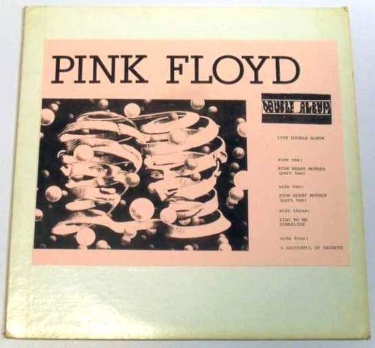 Pink Floyd Escher