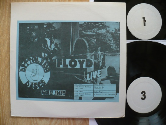 Pink Floyd Live 5