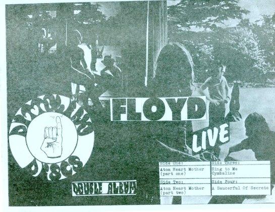 PINK FLOYD LIVE XL