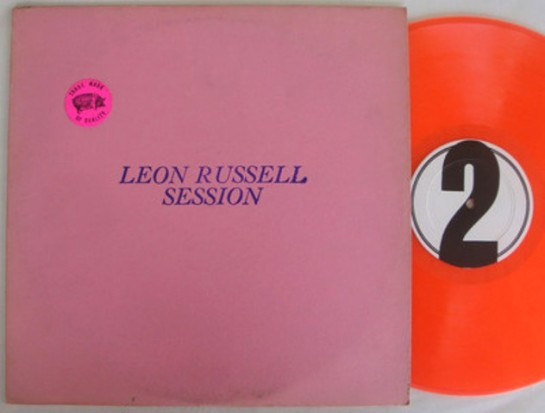Russell L Sessions pink