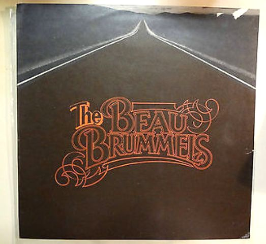 BEAU BRUMMELS  Again On The Road FC 001