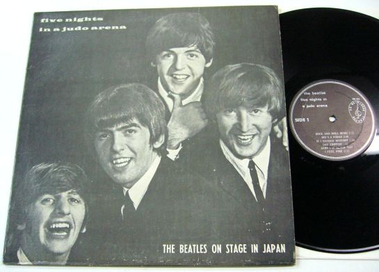 Beatles 5 Nights DW 426