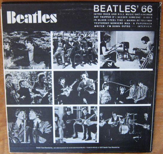 Beatles 66 b