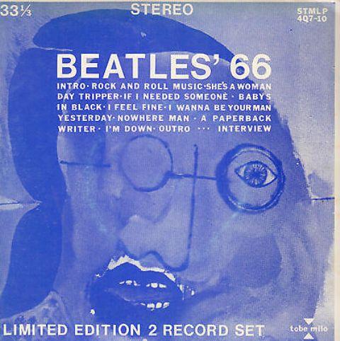 Beatles 66 EP