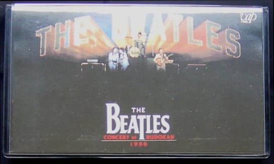 Beatles Budokan VAP