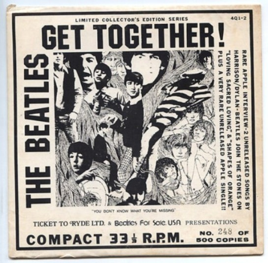 Beatles Get Together EP