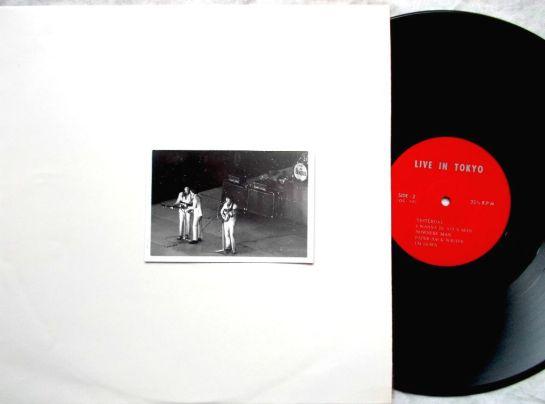 Beatles LiTokyo OG 545 white