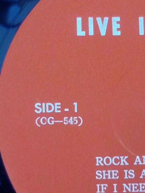 Beatles OG 545 lbl
