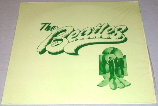 Beatles Tw Jams LP