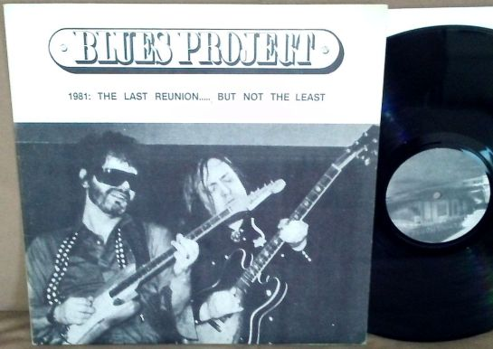 Blues Project 1981